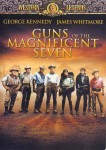 Guns de the magnificent seven